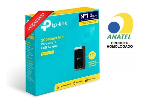 Mini Adaptador Usb 300mbps Tl-wn823n