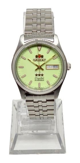 Relógio Orient Automatico Masculino Colecionador Caixa Nf