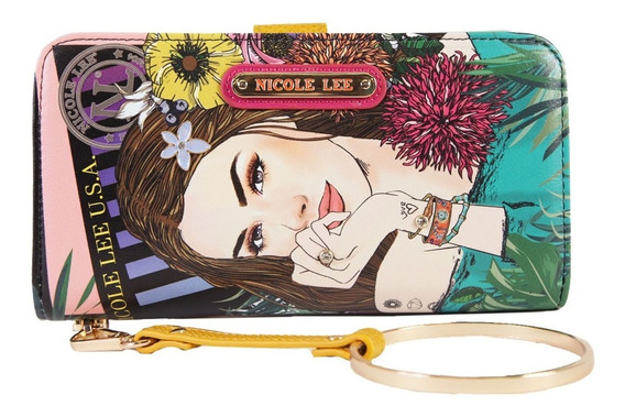 Nicole Lee Original Billetera Atrevida Prt6700