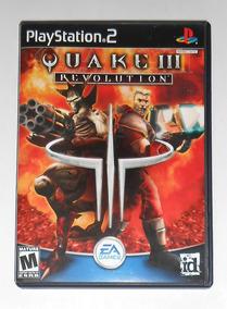 Quake 3 Iii Original Completo Ps2 Cr $15