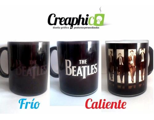 Tazón Mágico, The Beatles, Tazon Beatles