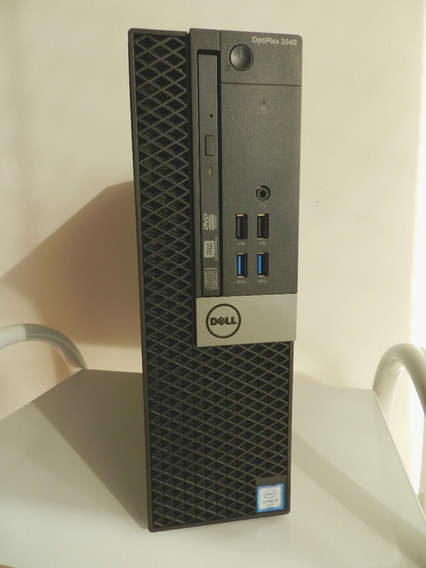 Pc Dell 3040 Core I3 6100 4gb Ddr3 E Hd 500gb