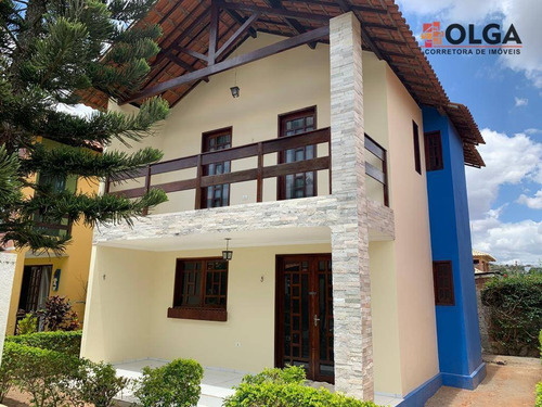 Casa Em Condomínio Com 4 Dormitórios À Venda, 97 M² Por R$ 225.000 - Gravatá/pe - Vl0526