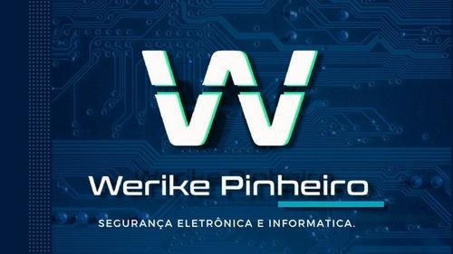 Imagem 1 de 5 de Segurança Eletrônica E Informática E Informática