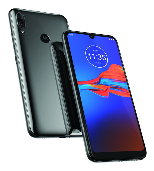 Celular Libre Motorola Moto E6 Plus 2/32gblibre Cuotas S/int