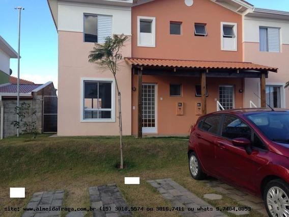 Casa Em Condomínio Para Venda Em Votorantim, Vossoroca, 3 Dormitórios, 1 Suíte, 2 Banheiros, 2 Vagas - 1659_1-814814
