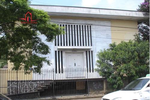 Casa Para Alugar No Bairro Indianópolis Em São Paulo - Sp.  - 2095-2