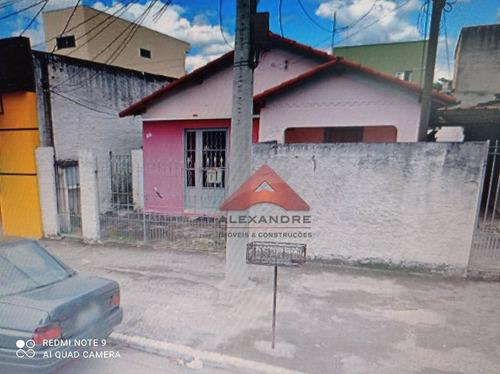 Casa À Venda, 143 M² Por R$ 480.000,00 - Vila Industrial - São José Dos Campos/sp - Ca4525