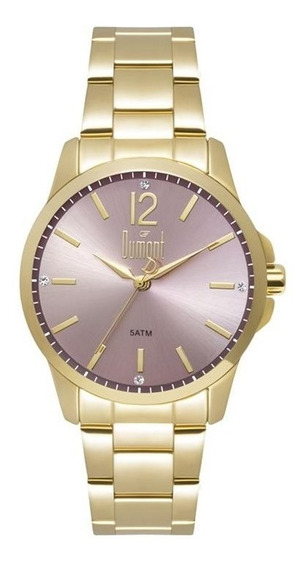Relógio Dumont Feminino Du2035lvm/3g