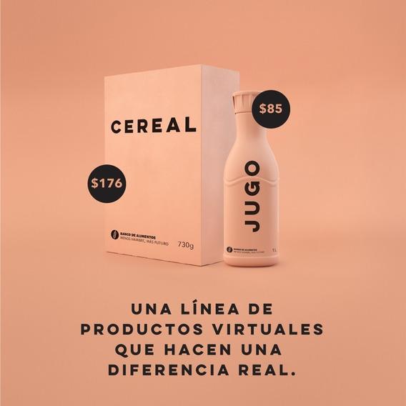 Combo- Banco De Alimentos Productos Virtuales- Donación