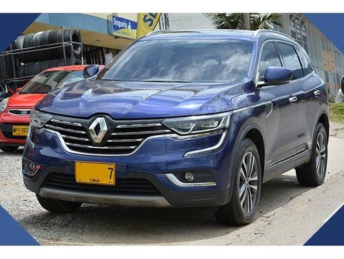 Renault Koleos 2017 Intens 4x4 Techo Cristal, Radio Pantalla
