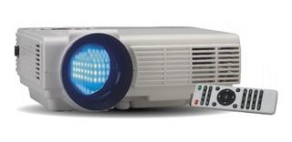 Proyector Mini Rca Cine En Casa Led Rpj116 720p 150 Pulgadas