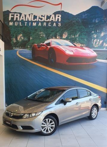 Honda Civic New Lxl 1.8 16v I-vtec (aut) (flex) Flex Autom