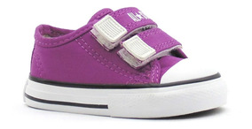 Tênis All Star Seasonal V2 Ox Ameixa Infantil L30