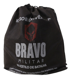 Kit Sobrevivência Militar Total Mais De 80 Itens - Bravo
