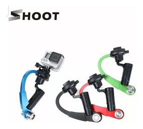 Gopro Hero Hd 2 3 3 + 4 Action Camera Estabilizado Cor Azul
