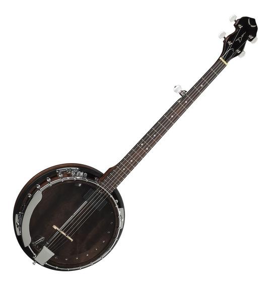 Banjo Elétrico Country 5 Cordas Dean Bw/2e - Riff