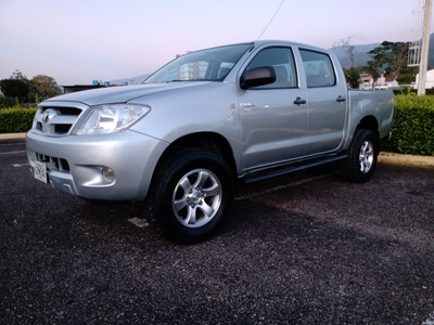 Hermosa Hilux 2.7 Automatica 4x2 Año 2008 Ahorracombustible