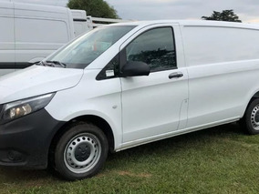 Mercedes Benz Vito Furgon V1 Aa Financiado 0km Juan
