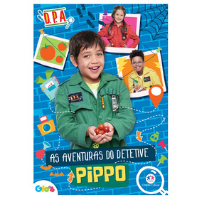 Livro Infantil - Detetives Do Prédio Azul - As Aventuras Do