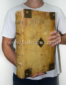 Biblia Lutera Antiga 1778 Biblia Die Ganze - Martinho Lutero