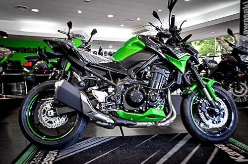 Kawasaki Z900 Abs 2021 Tft 0km Lanzamiento Entrega Hoy