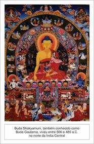 Thangka Tibetana: Buda Shakyamuni, Poster, Couche Finlandês