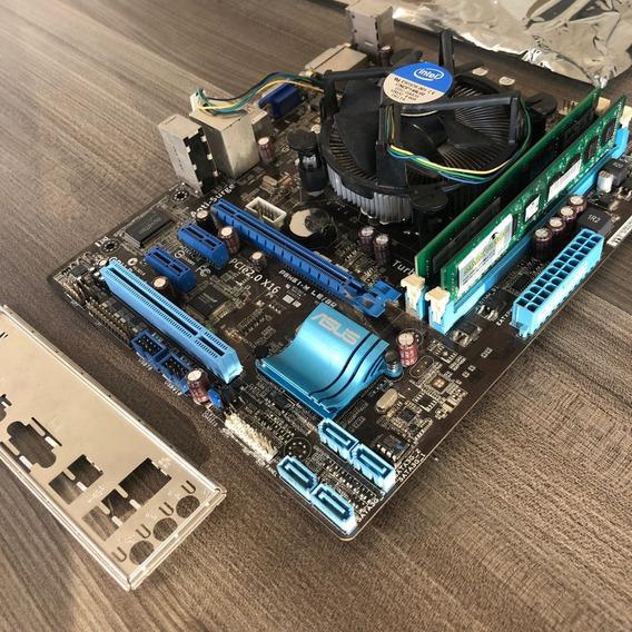 I7 2600k + 4 Gb De Memória + Asus P8h61-m (kit Gamer)