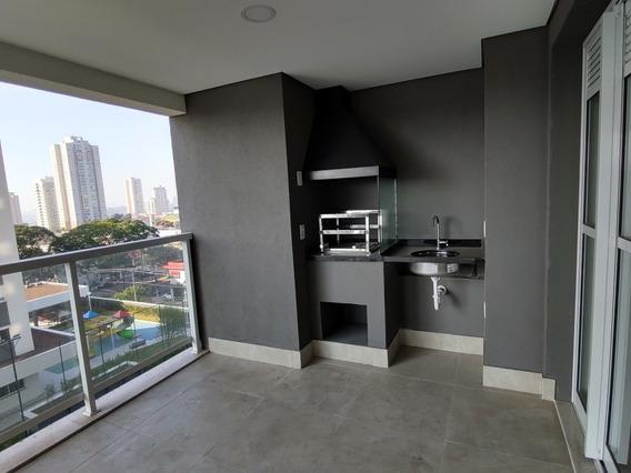 Square Ipiranga 140m 3 Dormitorios Sendo 2 Suites 2 Vagas.