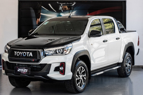 Toyota Hilux Gazoo Racing 4x4 V6 4.0 Aut - Car Cash