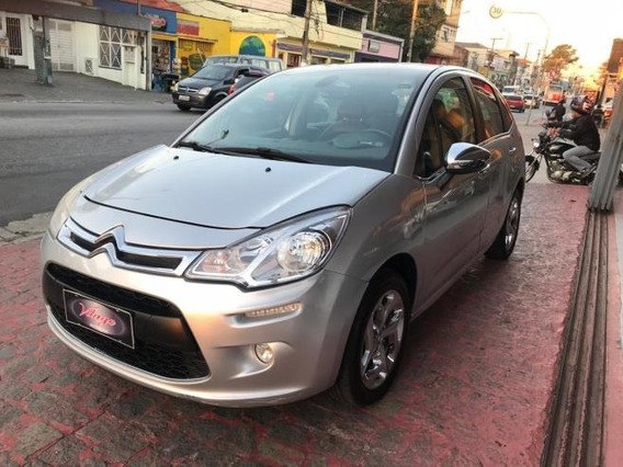 Citroen C3 Exclusive 1.6 (flex) 2012 2013 Zero De Entrada