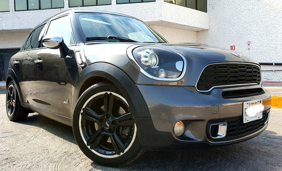 Mini Countryman 1.6 S Hot Chili All4 At 2013