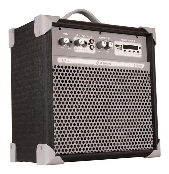 Caixa De Som Multiuso Amplificada Ll Audio Up! 6 Bluetooth U