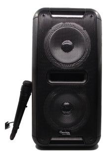Parlante Harrison Kanji Mamma 1200w Micrófono+control Cuotas