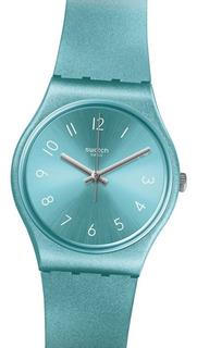 Relojes Swatch Gs160 So Blue Turquesa Envio Gratis Watchfan