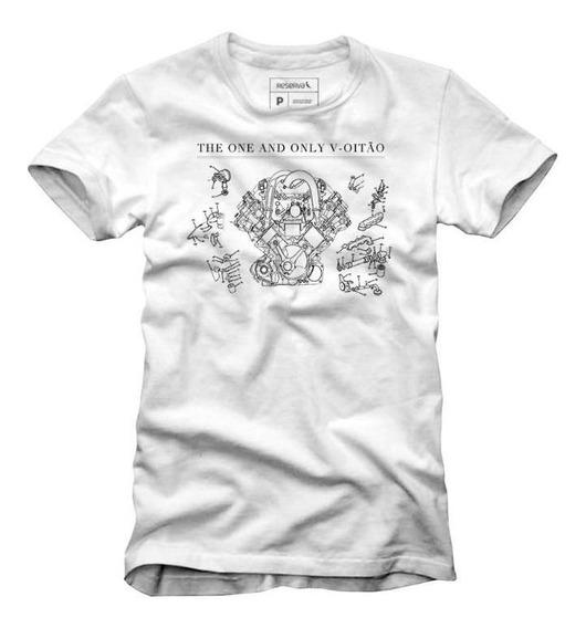 Camiseta V8oitão Reserva