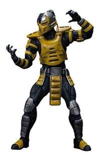 Cyrax Storm Collectibles Mortal Kombat