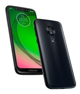 Motorola Celular Motorola G7 Play Ds 4g Azul Indigo Mo Tdckt