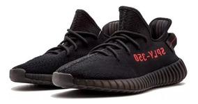 Zapatillas adidas Yeezy Boost 350 V2 Bred Black Hombre