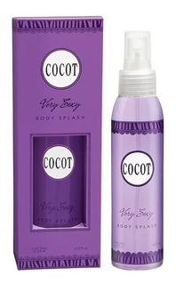 Perfume Body Splash Cocot Very Sexy 125 Ml
