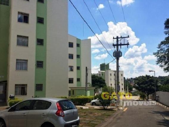 Apartamento Para Locação Em Cajamar, Polvilho, 2 Dormitórios, 1 Banheiro, 1 Vaga - 18792