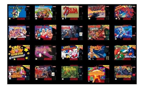 Emulador De Super Nintendo (para Pc, Envio Digital)