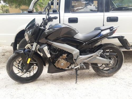 Dominar 400 Cc Moto Bajaj Rowser