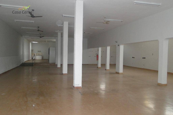 Barracão Para Alugar, 340 M² Por R$ 2.800,00/mês - Parque Cidade Nova - Mogi Guaçu/sp - Ba0035