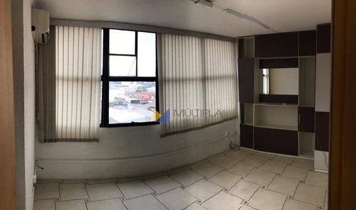 Imagem 1 de 14 de Sala Para Alugar, 54 M² Por R$ 980,00/mês - Centro - Guarulhos/sp - Sa0031