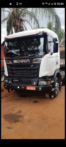 Imagem 1 de 9 de Scania/g 440 A 6x4 Scania