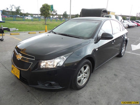 Chevrolet Cruze Nickel Ls Mt 1800cc 4p Ct