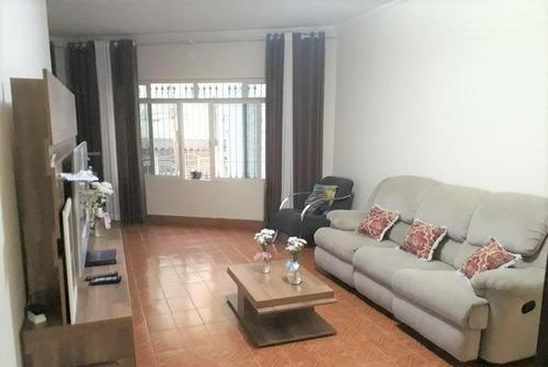 Imagem 1 de 11 de Casa Na Penha Com 1 Dorms, 3 Vagas, 115m² - Ca1985