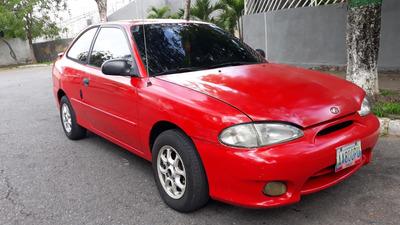 Hyundai Accent 2002 Automático 2 Puertas