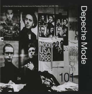 Depeche Mode 101 Live 2 Cd Nuevo Original Dave Gahan